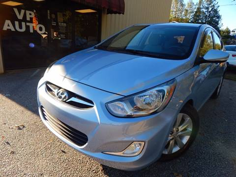 2013 Hyundai Accent for sale in Greenville, SC