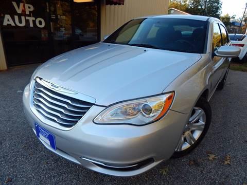 2012 Chrysler 200 for sale in Greenville, SC