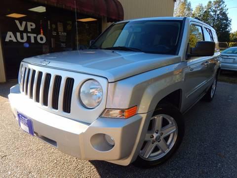 2010 Jeep Patriot for sale in Greenville, SC