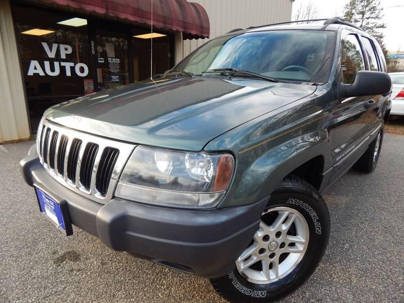 2003 Jeep Grand Cherokee For Sale At VP Auto In Greenville SC