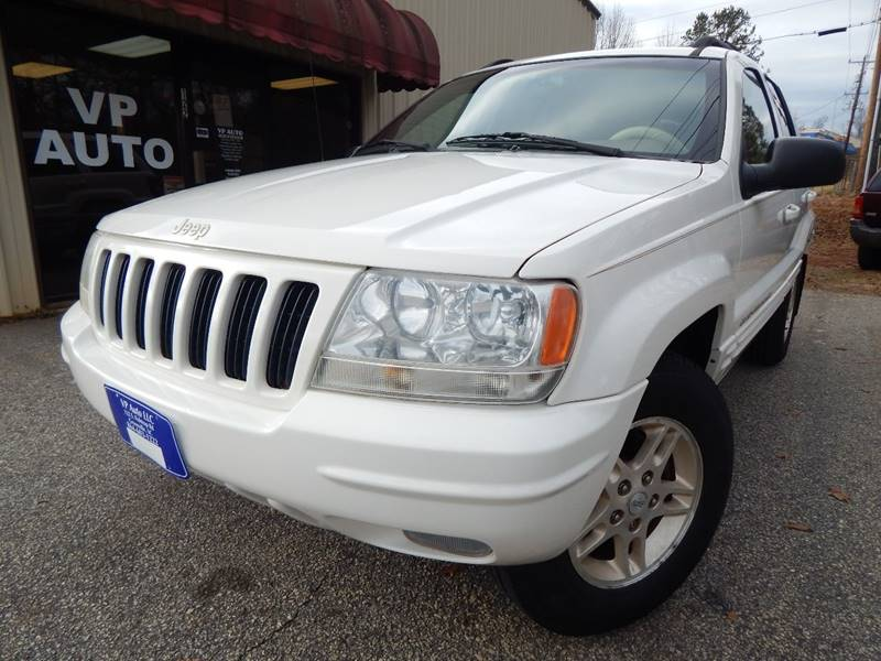 1999 Jeep Grand Cherokee for sale at VP Auto in Greenville SC