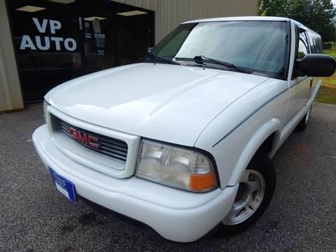 2000 GMC Sonoma for sale in Greenville, SC