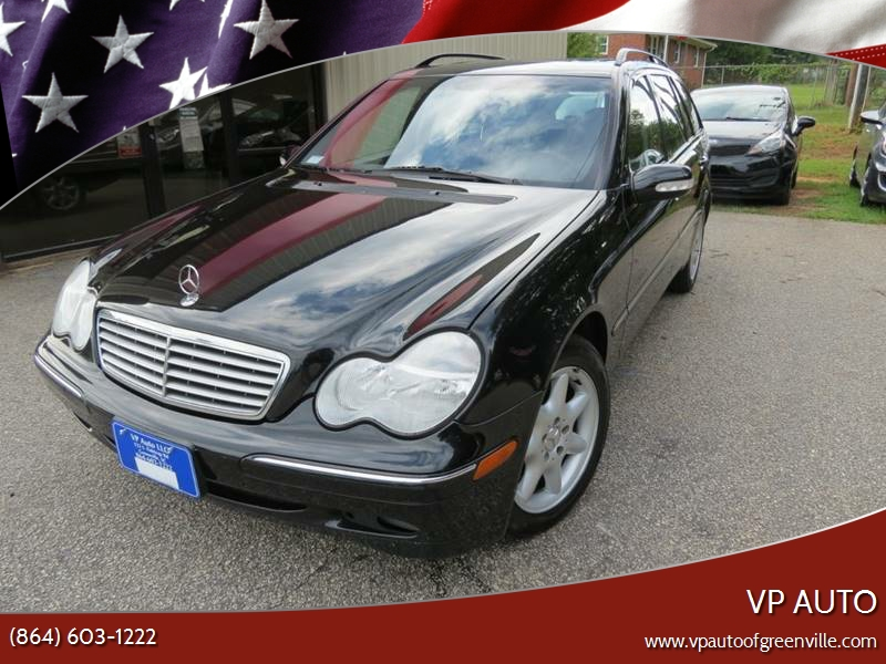 2003 Mercedes Benz C Class For Sale At VP Auto In Greenville SC