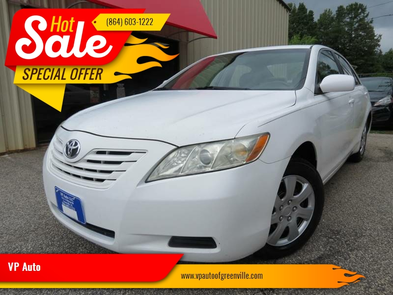 2007 Toyota Camry For Sale At VP Auto In Greenville SC