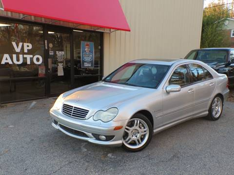 2002 Mercedes-Benz C-Class for sale at VP Auto in Greenville SC