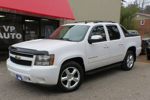 2011 Chevrolet Avalanche for sale at VP Auto in Greenville SC