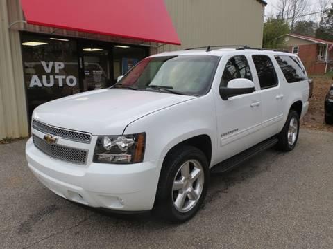 2011 Chevrolet Suburban for sale at VP Auto in Greenville SC