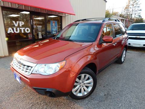 2011 Subaru Forester for sale at VP Auto in Greenville SC
