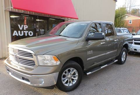 2013 RAM Ram Pickup 1500 for sale at VP Auto in Greenville SC