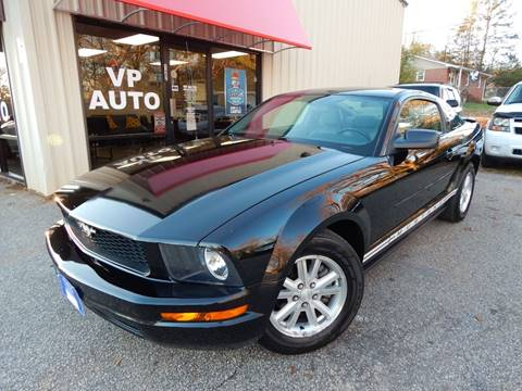 2007 Ford Mustang for sale at VP Auto in Greenville SC