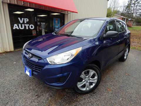 2010 Hyundai Tucson for sale at VP Auto in Greenville SC