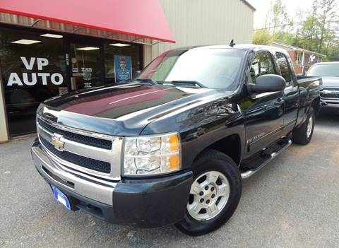 2009 Chevrolet Silverado 1500 for sale in Greenville, SC