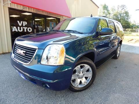2007 GMC Yukon XL for sale in Greenville, SC