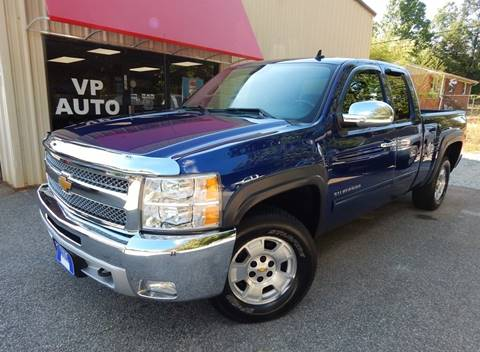Chevrolet Greenville Sc >> Chevrolet Silverado 1500 For Sale In Greenville Sc Vp Auto