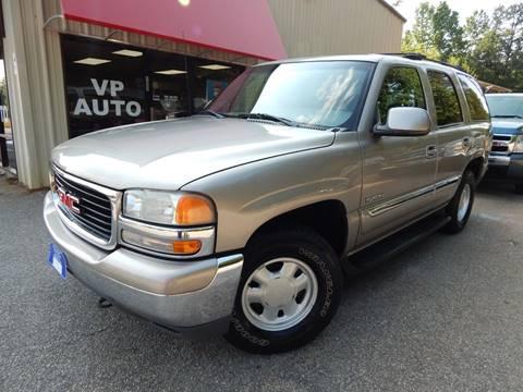 2000 GMC Yukon for sale in Greenville, SC