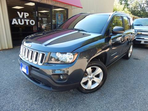 2014 Jeep Compass for sale in Greenville, SC