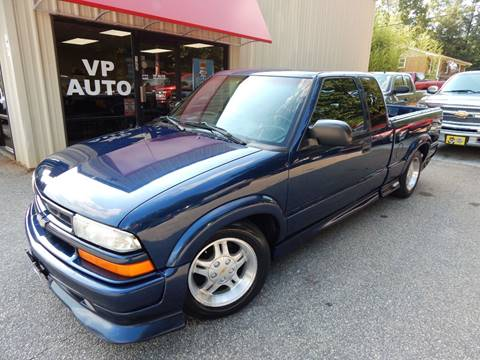 2003 Chevrolet S-10 for sale at VP Auto in Greenville SC