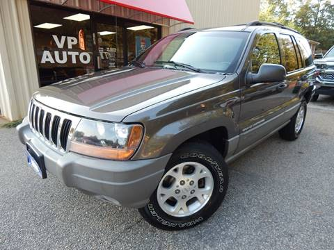 2000 Jeep Grand Cherokee for sale at VP Auto in Greenville SC