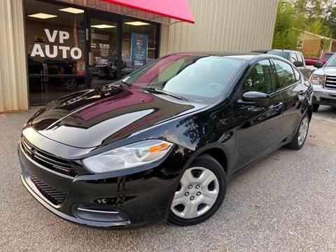 Used Cars Greenville Sc >> 2016 Dodge Dart For Sale In Greenville Sc