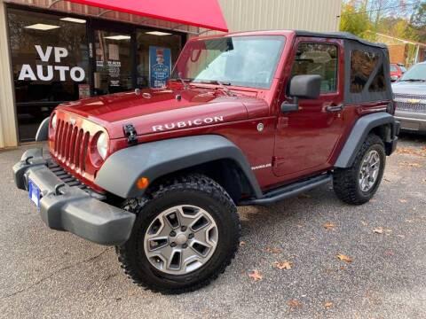 2008 Jeep Wrangler for sale at VP Auto in Greenville SC