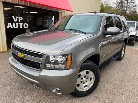 2007 Chevrolet Tahoe for sale at VP Auto in Greenville SC