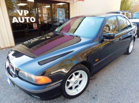 1998 BMW 5 Series for sale at VP Auto in Greenville SC
