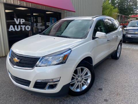 2013 Chevrolet Traverse for sale at VP Auto in Greenville SC