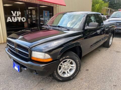 2004 Dodge Dakota for sale at VP Auto in Greenville SC