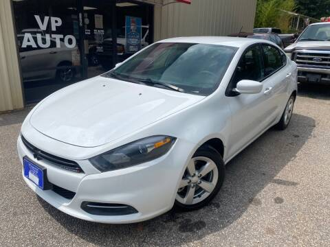2016 Dodge Dart for sale at VP Auto in Greenville SC