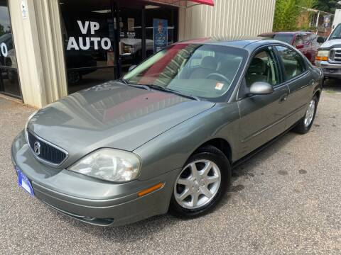 2002 Mercury Sable for sale at VP Auto in Greenville SC