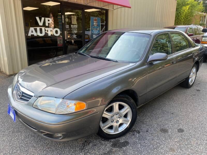 2002 Mazda 626 for sale at VP Auto in Greenville SC