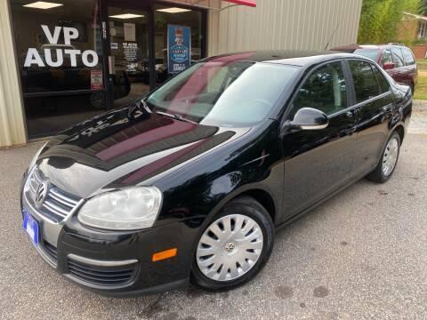 2008 Volkswagen Jetta for sale at VP Auto in Greenville SC