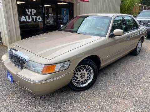 1999 Mercury Grand Marquis for sale at VP Auto in Greenville SC