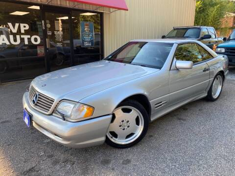 1998 Mercedes-Benz SL-Class for sale at VP Auto in Greenville SC