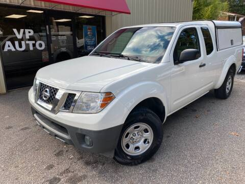 2015 Nissan Frontier for sale at VP Auto in Greenville SC