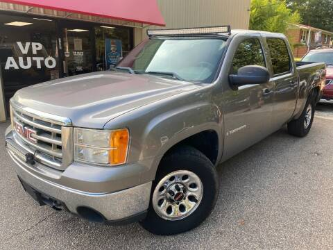 2009 GMC Sierra 1500 for sale at VP Auto in Greenville SC