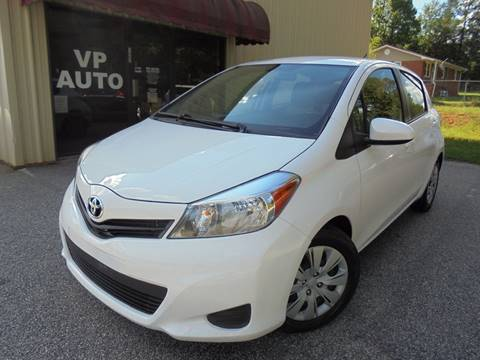 2013 Toyota Yaris for sale at VP Auto in Greenville SC