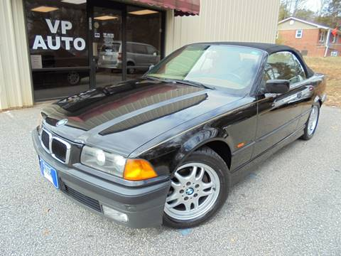 1999 BMW 3 Series for sale at VP Auto in Greenville SC