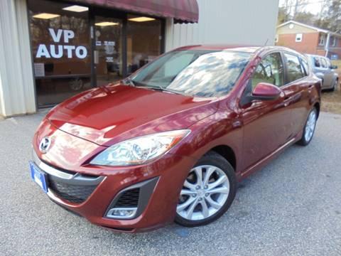 2010 Mazda MAZDA3 for sale in Greenville, SC