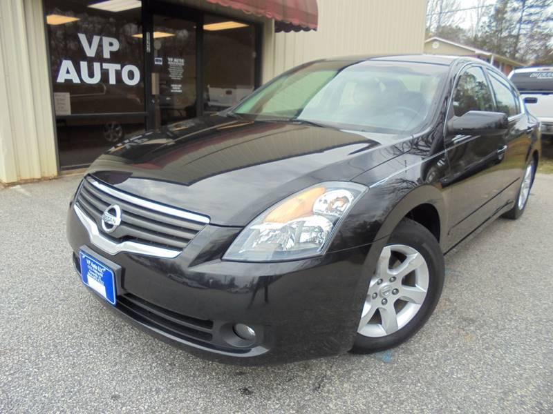 2007 Nissan Altima For Sale At VP Auto In Greenville SC