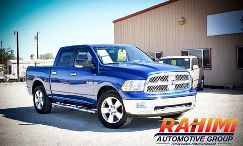 2010 Dodge Ram Pickup 1500 for sale in Yuma, AZ