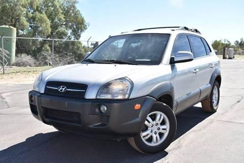 2007 Hyundai Tucson for sale in Yuma, AZ