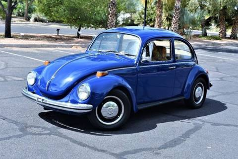 1972 Volkswagen Super Beetle for sale in Yuma, AZ