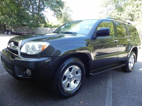 Paniagua Auto Sales >> Used 2008 Toyota 4Runner For Sale in Georgia - Carsforsale.com®