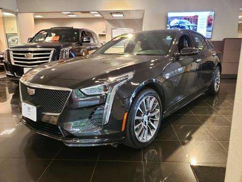 2019 Cadillac CT6 for sale in Woburn, MA