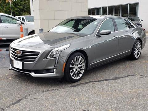 2017 Cadillac CT6 for sale in Woburn, MA