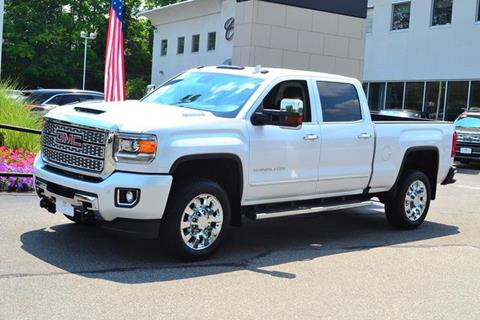 2018 GMC Sierra 2500HD for sale in Woburn, MA