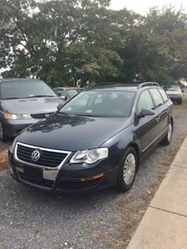 2007 Volkswagen Passat for sale in Harrisonburg, VA