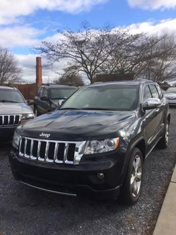 2011 Jeep Grand Cherokee for sale at Village Auto Center INC in Harrisonburg VA