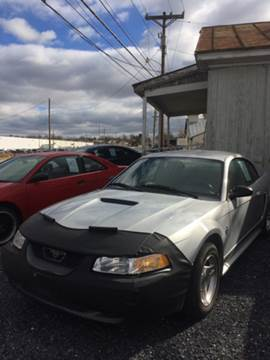 1999 Ford Mustang for sale at Village Auto Center INC in Harrisonburg VA